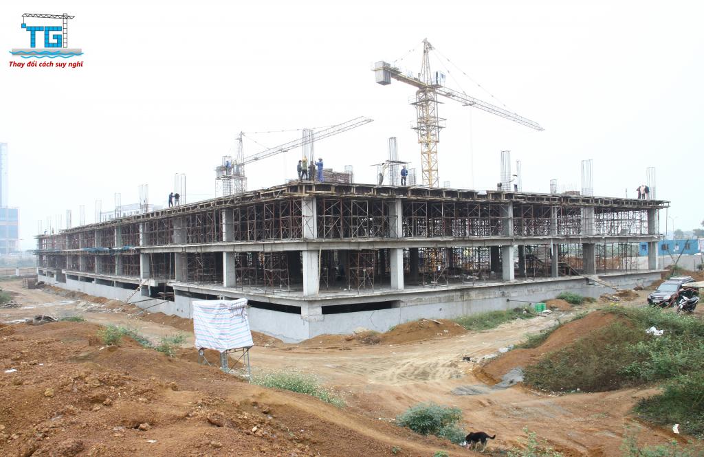 Công trình FSoft Hòa Lạc (2011 – 2012)